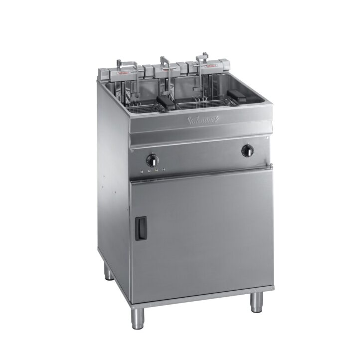 Valentine evo 600 - single pan 2 basket fryer