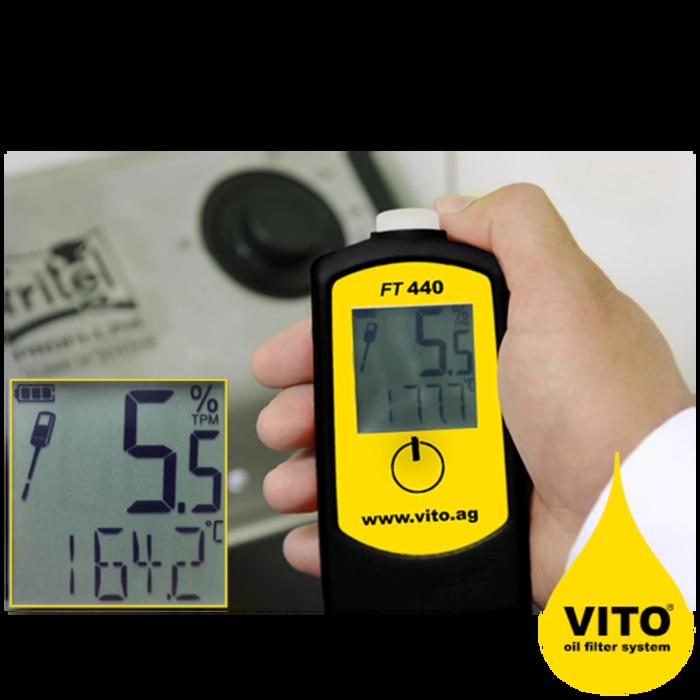 Vito oil tester ft440