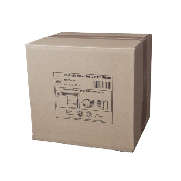 Vito® 50/80 filter papers