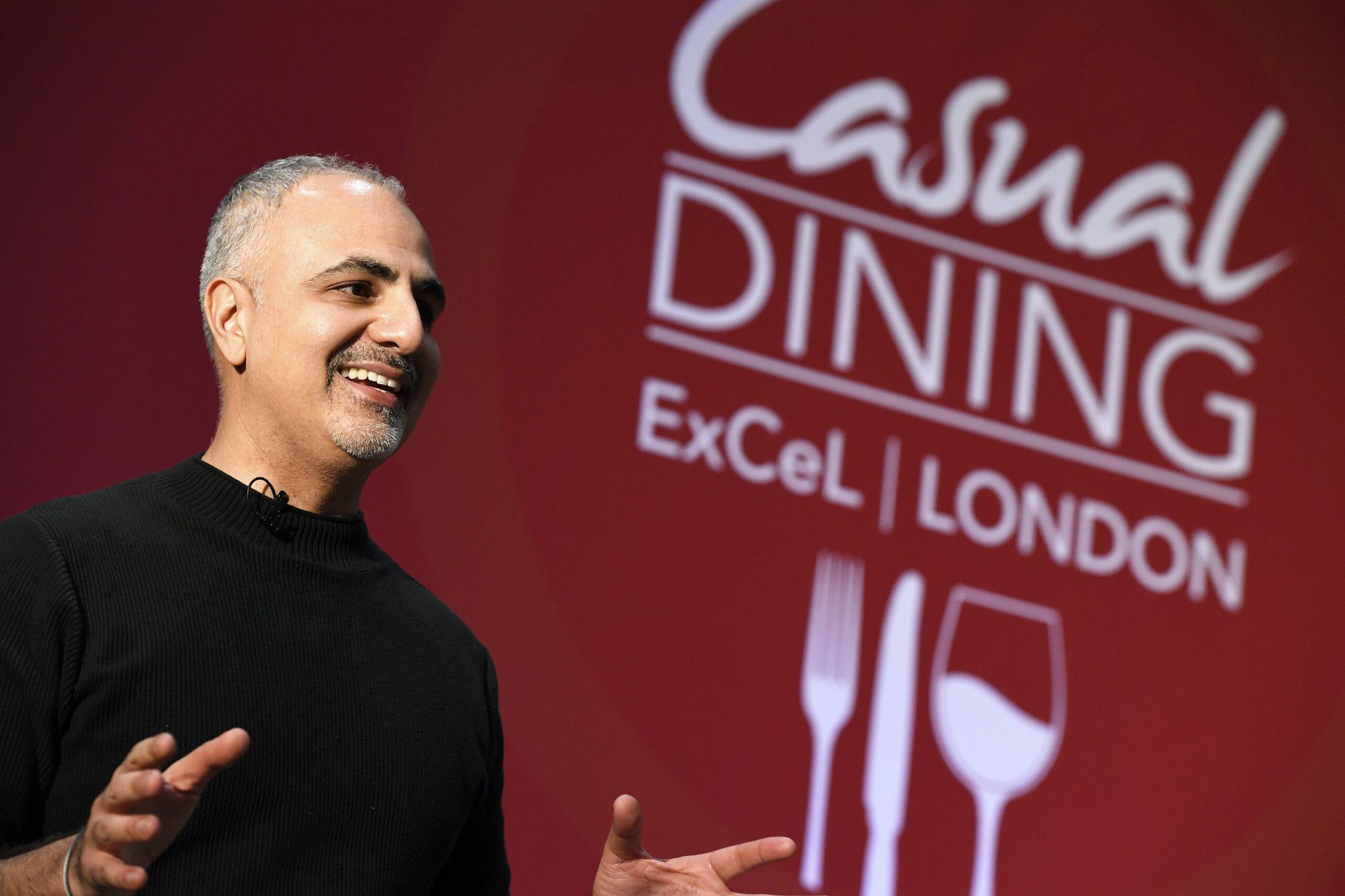 Vito exhibiting at casual dining 2021